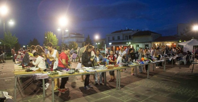 2nd Exchange Bazaar in Larisa